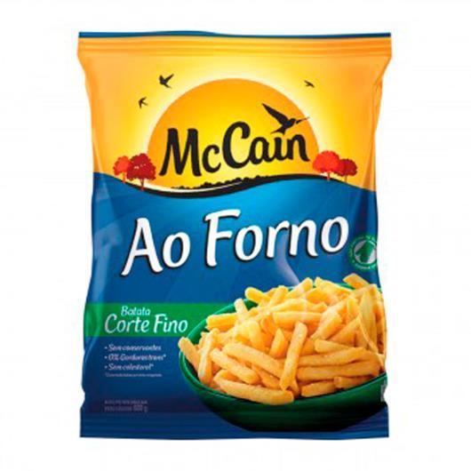 Batata McCain Forno Corte Fino 600g - Imagem em destaque