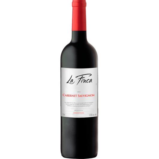 Vinho Argentino La Finca Cabernet Sauvignon 750ml - Imagem em destaque