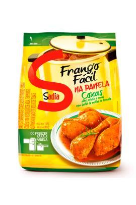 Frango Assa Fácil Sadia Coxa Temperada de Frango 950gr