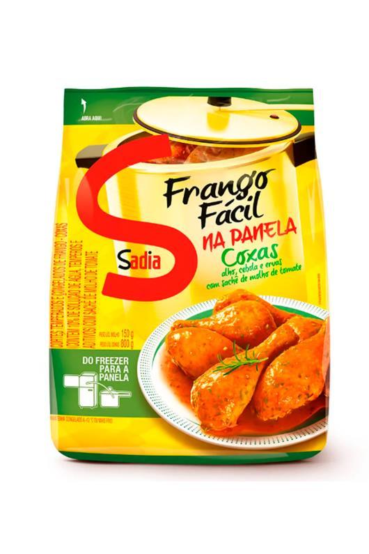 Frango Fácil na Panela Sadia Coxas Temperada  950g - Imagem em destaque