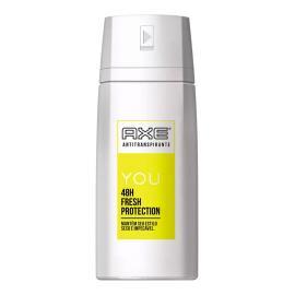 Desodorante Axe You Fresh Protection Aerossol 90g