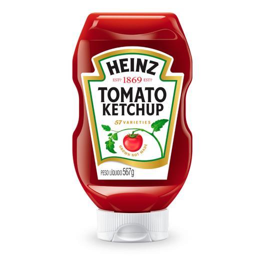 Ketchup Heinz Tradicional 567g - Imagem em destaque