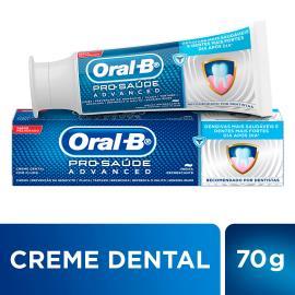 Creme Dental Oral-B Pro-Saúde Advanced 70g