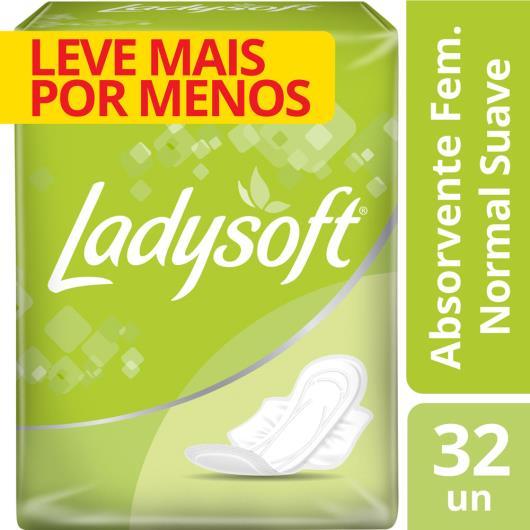 Absorvente Ladysoft MaxProtect Leve mais Por menos 32unids. - Imagem em destaque