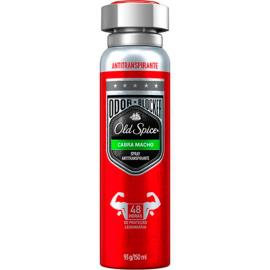 Desodorante Old Spice Spray Cabra Macho 93g