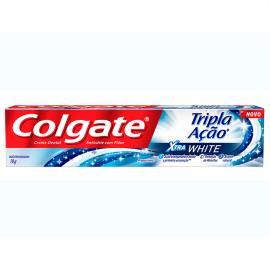Creme Dental Colgate Tripla Acão Xtra White 70g