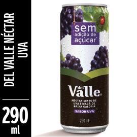 Néctar Del Valle Uva Lata 290ml