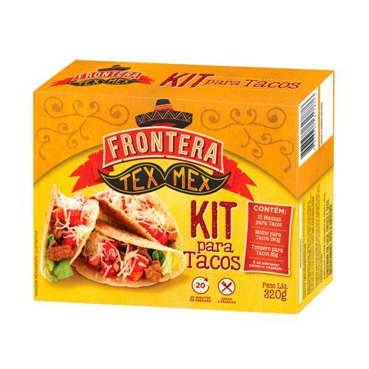 Kit Frontera Tex Mex p/ Tacos 320g - Imagem em destaque