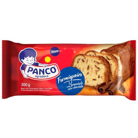 Bolo Panco Formigueiro com Granulado sabor Chocolate 300g - Imagem em destaque