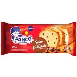 Bolo Panco Gotas sabor Chocolate 300g
