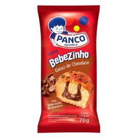 Bolo Panco Bebezinho Gotas de Chocolate 70g