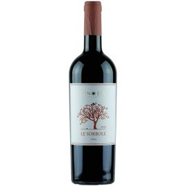 Vinho Italiano Vinosia Le Sorbole Rosso 750ml