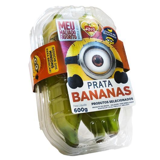 Banana Prata Meu Malvado Favorito Minions 600g - Imagem em destaque