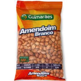 Amendoim Branco Guimarães 500g