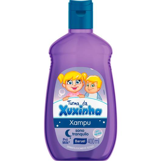 Shampoo Turma Xuxinha Sono Tranquilo 400 ml - Imagem em destaque