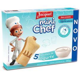 Mini Bolo de Iorgute Mini Chef Jacquet 150g
