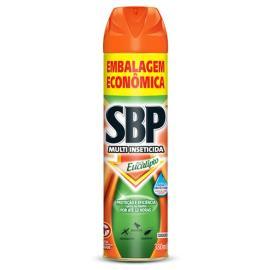 Inseticida SBP Óleo de Eucalipto Embalagem Econômica 380 ml