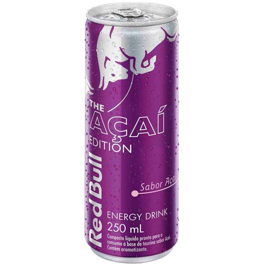 Energético Red Bull Açaí Summer Edition - Imagem em destaque
