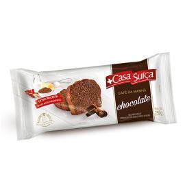 Bolo Casa Suíça Gotas de Chocolate 250g