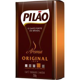 Café original Pilão vácuo 250g