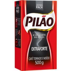 Café extra forte Pilão vácuo 500g