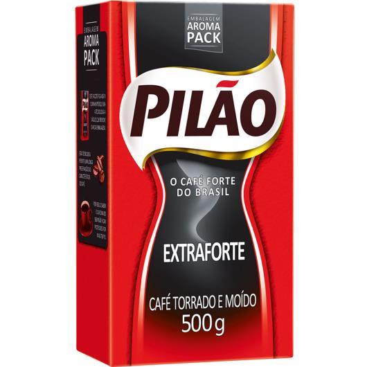 Café Pilão extra forte vácuo 500g - Imagem em destaque