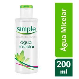 Água Micelar Simple 200ml