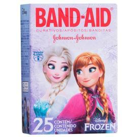 Curativo Band-Aid Frozen 25 unids