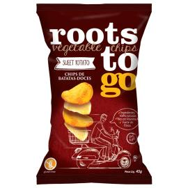 Chips Roots To Go Sweet Potato 45g
