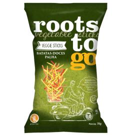Chips Roots To Go Veggie Stick 70g
