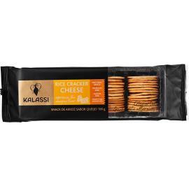 Snack Arroz Paprika Rice Cracker Kalassi 100g