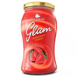 Geleia Cremosa morango Glam Queensberry Pote 270g