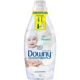 Amaciante suave e gentil Downy 1L