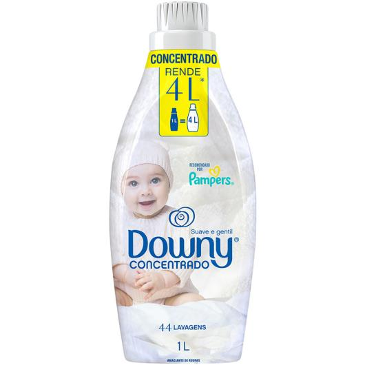 Amaciante suave e gentil Downy 1L - Imagem em destaque