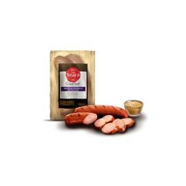 Salsicha gourmet schublig Seara 250g