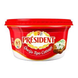 Queijo cottage President 220g