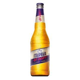 Cerveja go draft Itaipava garrafa 355ml