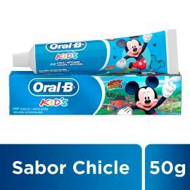 Creme dental kids mickey Oral B 50g
