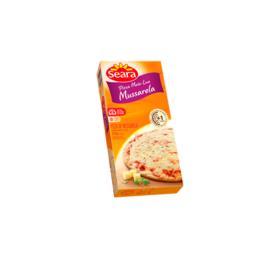 Pizza congelado meia lua mussarela Seara 235g