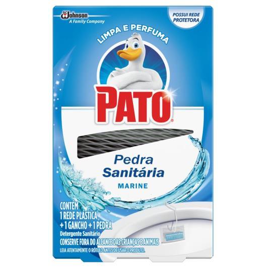 Detergente sanitário pedra marine Pato unidade - Imagem em destaque