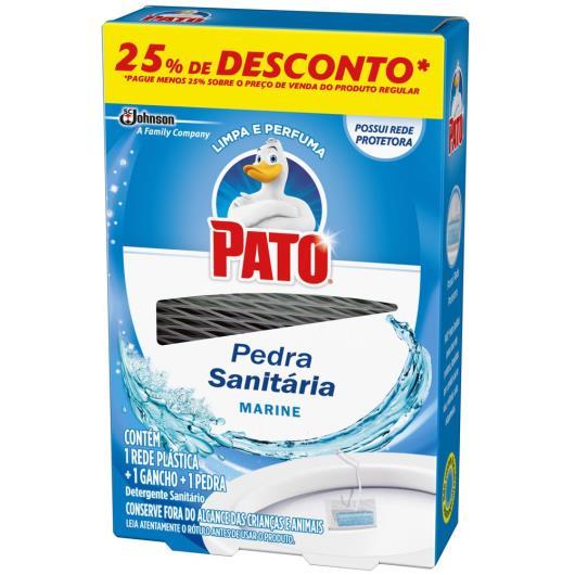 Detergente sanitário pedra marine 25% desconto Pato unidade - Imagem em destaque