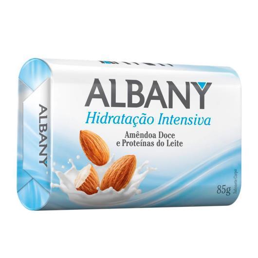 Sabonete Albany Hidratação Intensiva 85g - Imagem em destaque