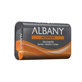 Sabonete Albany Homem Multiação 85g