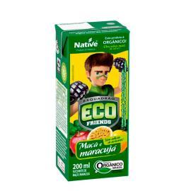 Suco Misto Native Eco Orgânico Maçã e Maracujá 200ml