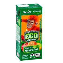 Suco Misto Native Eco Orgânico Maçã e Tangerina 200ml