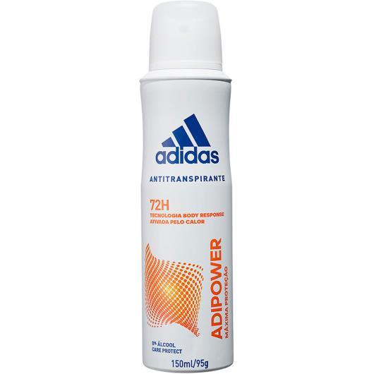 Desodorante feminino Adipower Adidas 95g - Imagem em destaque