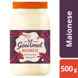 Maionese GOURMET  Tradicional 500 GR