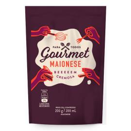 Maionese cremosa Gourmet 200g