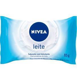 Sabonete hidratante proteínas do leite Nivea 85g