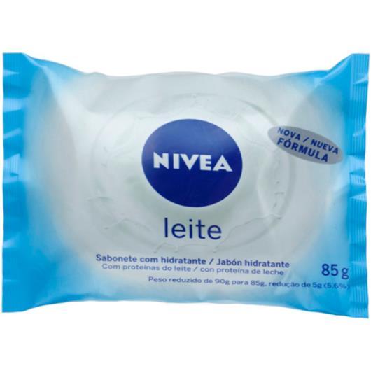 Sabonete em Barra NIVEA Leite 85g - Imagem em destaque
